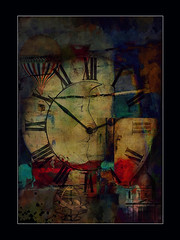 Timeless (jimlaskowicz) Tags: time factor artistic impressionistic surreal painterly dark balloon unknown art mysterious journey travel timeless illusion textures vintage