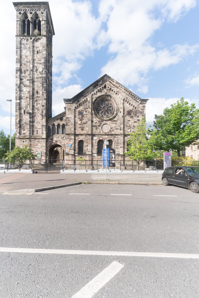 Sinclair Seamen's Church [Located In The Dockland Area Of Belfast Known As Sailortown]-129253