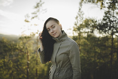 (DrowsyPotato) Tags: woman girl female hair spring 2017 sweden jämtland a7rii a7r2 sony alpha markii 35mm art sigma metabones iv mirrorless bokeh bokehful bokehlicious