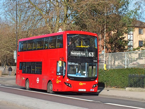 Go Ahead London Central - MHV29 - BV66MHY