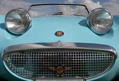 Austin Healey Sprite (Böller) Tags: smile eskilstunaveterandag veteranbil