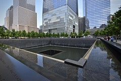 9/11 Memorial (tim.perdue) Tags: nyc new york city vacation 2017 big apple metropolis lower manhattan world trade center wtc freedom tower 911 memorial september 11th downtown urban architecture