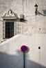 Mancha de color. Medina Sidonia.