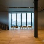 Rest space in Toyama Prefectural Museum of Art & Design (富山県美術館)