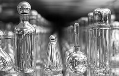 Infinity (vtom61) Tags: reflection bottles museumoffinearts boston nikond800e nikon85mm18g bokeh