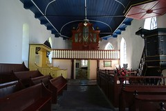 20170528 41 Niehove (Sjaak Kempe) Tags: 2017 lente spring sjaak kempe sony dschx60v nederland netherlands niederlande provincie groningen niehove kerk church interior