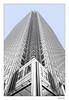 London 5 - One Canada Square (0Hammer64) Tags: london canarywharf skyscraper tower onecanadasquare architecture mono nikon d800 35mm f18 handheld 0hammer64