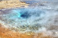 Thermal Pool (Herculeus.) Tags: 2017 april europe geothermalhotspot haukadalsvegur iceland thermalpool 5photosaday