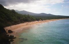 Nikon L35AF (Meagan Rochelle Ranes) Tags: nikon l35af nikonl35af landscape maui hawaii film grain 35mm lowfidelity lofi analog c41 elemental memory ocean coast sea beach bigbeach nature naturallight atmosphere