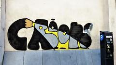 Les Crayons / Ixelles - 27 mei 2017 (Ferdinand 'Ferre' Feys) Tags: bxl brussels bruxelles brussel belgium belgique belgië streetart artdelarue graffitiart graffiti graff urbanart urbanarte arteurbano crayons lescrayons créons bestof2017be