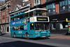3334 R334WVR (Arriva Merseyside) Liverpool 18.3.11 (Rays Bus Photographs) Tags: arrivamerseyside 3334 r334wvr volvoolympian northerncounties palatine2