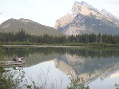 Explore    #ourcanada150 (Mr. Happy Face - Peace :)) Tags: albertabound cans2s art2017 yyc banff parkscanada environment rockies sky rockymountains flickrfriday flickrfriends strangers dock scenic tranquility peacefulness magical human alberta canada150 vermilionlakes