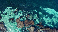Rottnest Island_Boat Wreck_0305