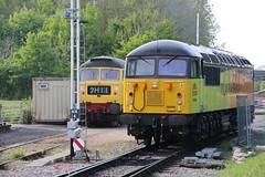 47192 & 56096 - (TT TRUCK PHOTOS) Tags: swanage railway