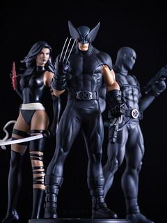 X-Force Wolverine | Statue | Bowen Designs