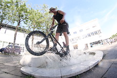 (inQntrol_life) Tags: bmx bike bikelife bicycle tricks freestyle streetbmx fisheye canon nikon canoneos80d canon80d scooter funsport sports sportphotography germany skate skateboard skateboarding riding stuntscooter cityroller freestylescooter