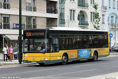 Carris 2254 (J.C. Torres) Tags: man 18310 hocl caetanobus citygold 2kd carris 8051ze campo pequeno
