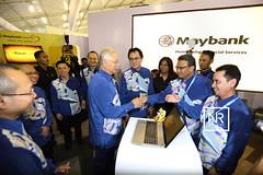 Majlis perasmian minggu saham amanah malaysia ( MSAM)2017.Dewan Tun Razak,Temerloh,Pahang.20/4/17