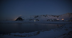 Iceland. (richard.mcmanus.) Tags: iceland night vik arctic mcmanus landscape mountains