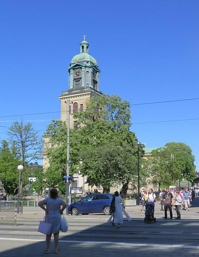 Domkyrkan, Västra Hamngatan, Göteborg, 2017