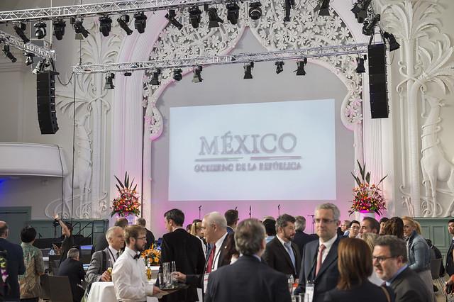 Mexico hosting