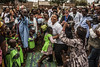 Leymah with Children, DRC Delegation 2014 (NWI) Tags: congo drc women rape sexual violence democratic republic africa conflict gender muller pete prime collective war nobel womens initative nwi southkivu democraticrepublicofcongo cod