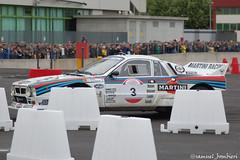 Lancia Rally 037 (racecarsontheroad) Tags: racecarsontheroad lancia 037 rally groupb martini martiniracing veronalegendcars