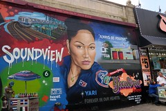 yadira arroyo memorial (hollow sidewalks) Tags: streetart tatscru bronx nyc newyorkcity hollowsidewalks