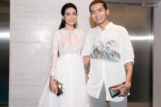 Hậu chia tay, Huỳnh Anh và Hoàng Oanh xuất hiện thân mật, hội ngộ dàn sao khủng trên thảm xanh! - Ảnh 30.