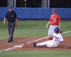 Nelson Maldonado (dbadair) Tags: florida gators uf university sec baseball ncaa regionals gainesville 2017 college world series winners first national title omaha