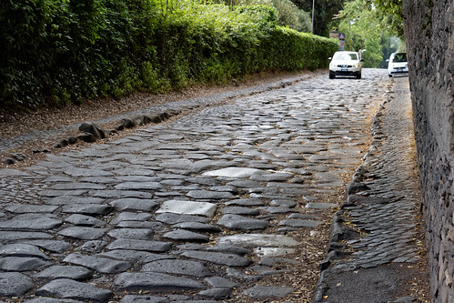 Via Appia Antica: Not Made for Driving!