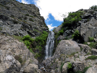 Little Spout waterfall