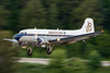 HB-IRJ (Kaiserjp) Tags: breitling dc3 hbirj worldtour gooneybird douglas airliner prop vintage 1930s radial sunset panning landing aerometal