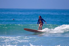 IMG_9606 (palbritton) Tags: surf surfing surfer ocean waves beach surfergirl sea