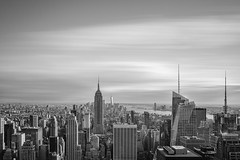 New York City - New York, USA (Dutchflavour) Tags: newyorkcity newyork nyc manhattan midtownmanhattan midtown lowermanhattan unitedstatesofamerica usa longexposure timeexposure sky skyline skyscraper cityscape citylandscape city citycentre