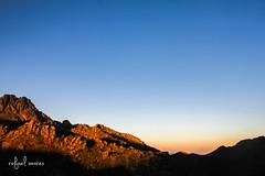 Sunset over Itatiaia National Park