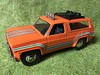 Playart Hong Kong - Chevy Blazer 4x4 - Miniature Die Cast Metal Scale Model Vehicle (firehouse.ie) Tags: suv 4x4 blazer chevrolet chevy miniature miniatures metal models model trucks truck toys toy playart