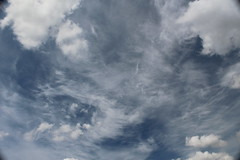 Face in the cloud (daveandlyn1) Tags: sky clouds cirrus face iii f3556 efs1855mm 1200d eos canon newbrighton thewirral uk