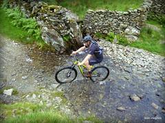 High St & Nan Bield Pass (44) (Carl and Sian) Tags: lakes lakedistrict carlandsian singletrack sian cumbria cycling bikes mountainbiking mtb alpine orangemountainbikes orange orangefive segment adventurebiking outdoors