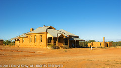 The former courthouse at Milparinka, NSW (darrylkirby) Tags: campingtrips outbacknewsouthwales