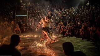 Keckak Dance | Ulwathu Temple