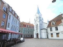 26 giu 2017 - Riga (47) (Thelonelyscout) Tags: riga lettonia latvia blackheads three brothers