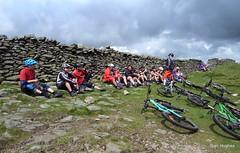 High St & Nan Bield Pass (50) (Carl and Sian) Tags: lakes lakedistrict carlandsian singletrack sian cumbria cycling bikes mountainbiking mtb alpine orangemountainbikes orange orangefive segment adventurebiking outdoors