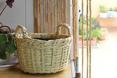 Con vistas al verano - EXPLORE June 30th, 2017 (Micheo) Tags: summertime díasdeverano verano cesta cesto basket puerta door explore ok best