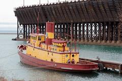 Duluth Trip - Tug Edna G in Two Harbors (pmarkham) Tags: tug tugboat lakesuperior northshore twoharbors mn usa