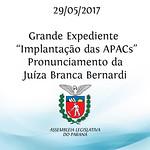 Grande Expediente - Sobre a implantação das APACs - Associação de Proteção aos Condenados