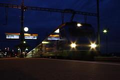 20081021 022 Pfäffikon SZ. Südostbahn 456096 IR2431, 17.40 Luzern - Romanshorn (15038) Tags: railways trains switzerland südostbahn sob re456 pfäffikonsz 456096 sbb cff ffs