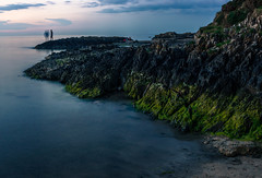 DSC_9077 (Daniel Matt .) Tags: sunset aroundtheworld sunsetcolours sunsetsandsunrise nikon seascape seashore ireland