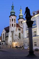 Plac św. Marii Magdaleny (Arco Ardon) Tags: polska polen poland kraków krakau kościółświętegoandrzeja placśwmariimagdaleny