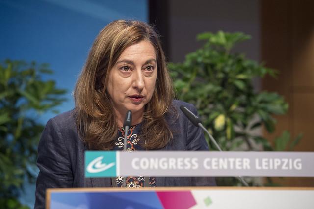 UN's Laura Della Rocca